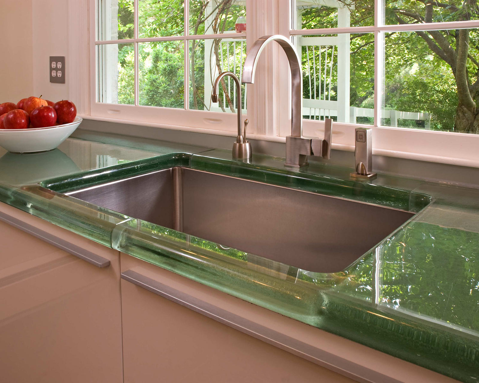 Glass Countertops