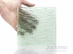 Jockimo Clear glass counter top