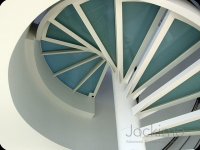 Spiral Staircase - NY