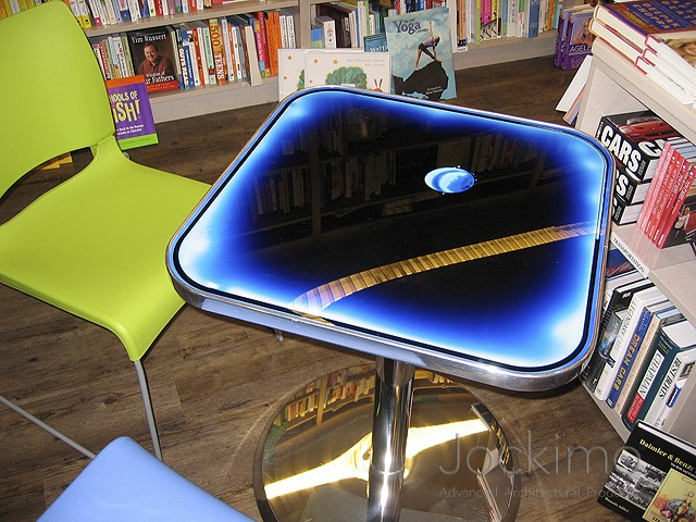 lagunabeachbooks liquidlava table