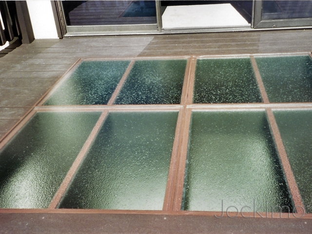 Glass Deck Floor Gurus Floor