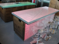 Humes Glass Counter Top