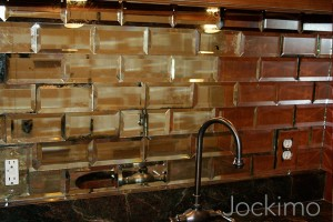 Subway tiles - residential