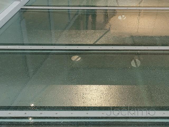 Okc Glassfloorbridges Closetexture Cast Glass Glass