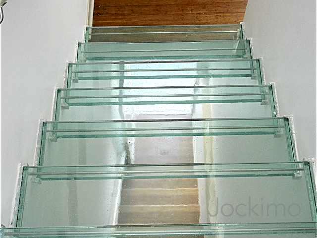 Beau Glass Treads, Glass Steps, Glass Stair Treads, Anti Slip Glass, Anti