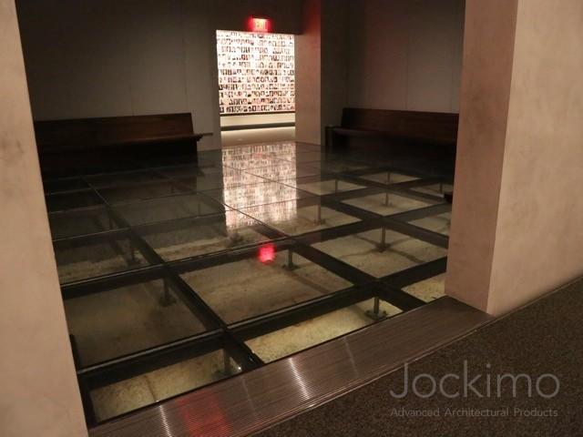 9 11 Memorial Museum Cast Glass Glass Flooring Antique