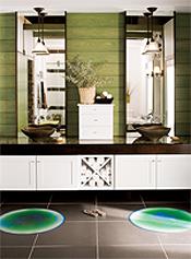 Floor Tiles Technical Cast Glass Glass Flooring Antique Mirrors